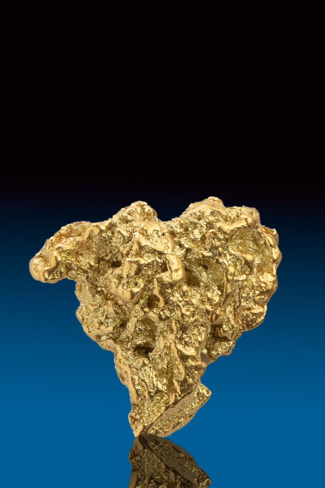 Beautiful Rare Natural Alaskan Gold Nugget