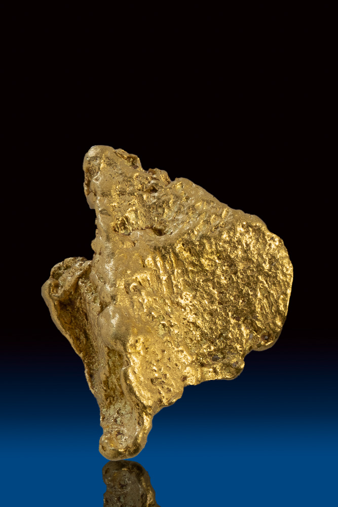 Dazzling Natural Gold Nugget Nugget - Yukon Territory, Canada