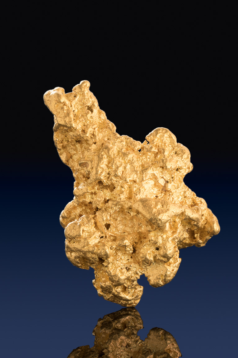 Large Chunky and Pure - Natural Australian Gold Nugget