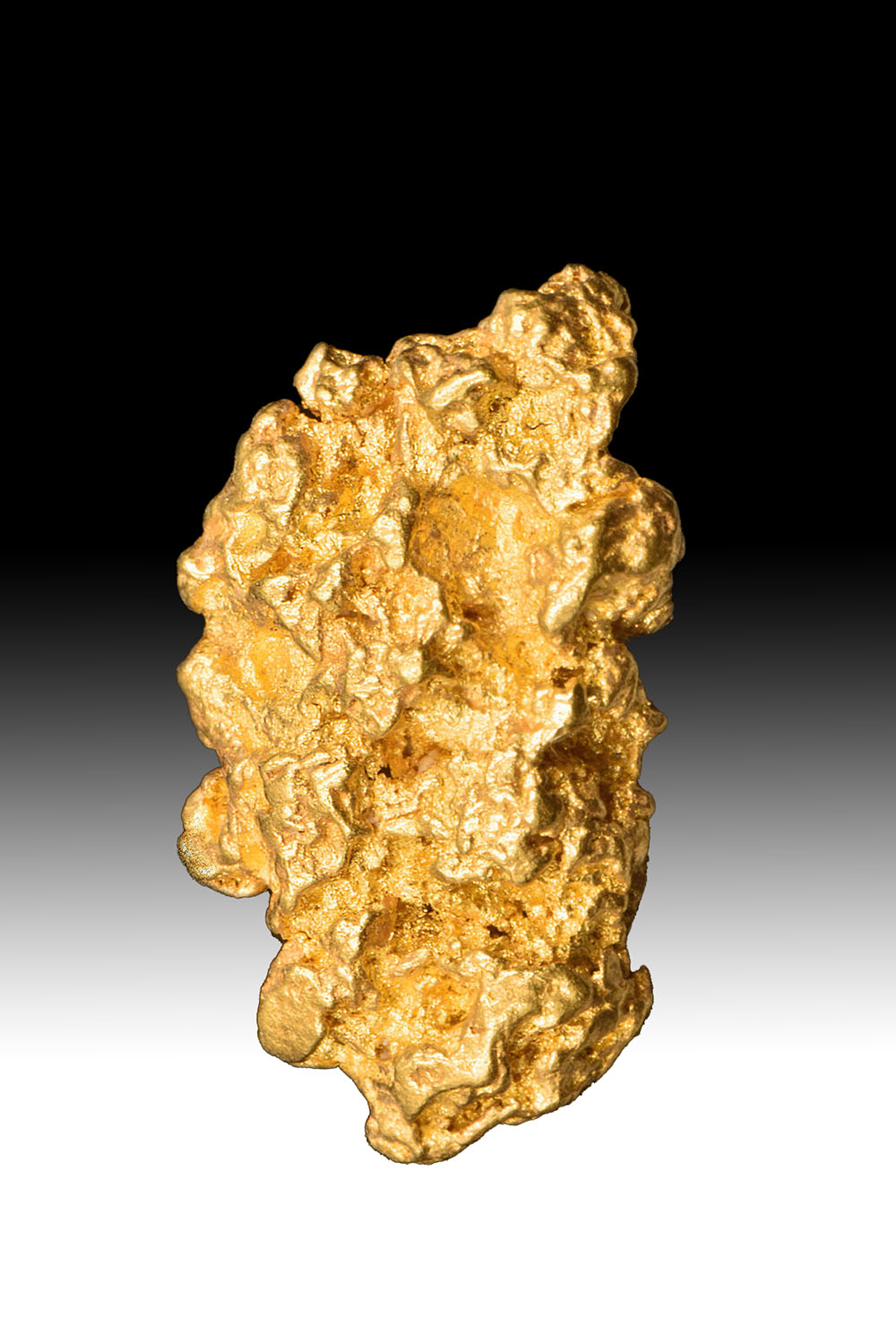 High Purity - Native Australian Gold Nugget