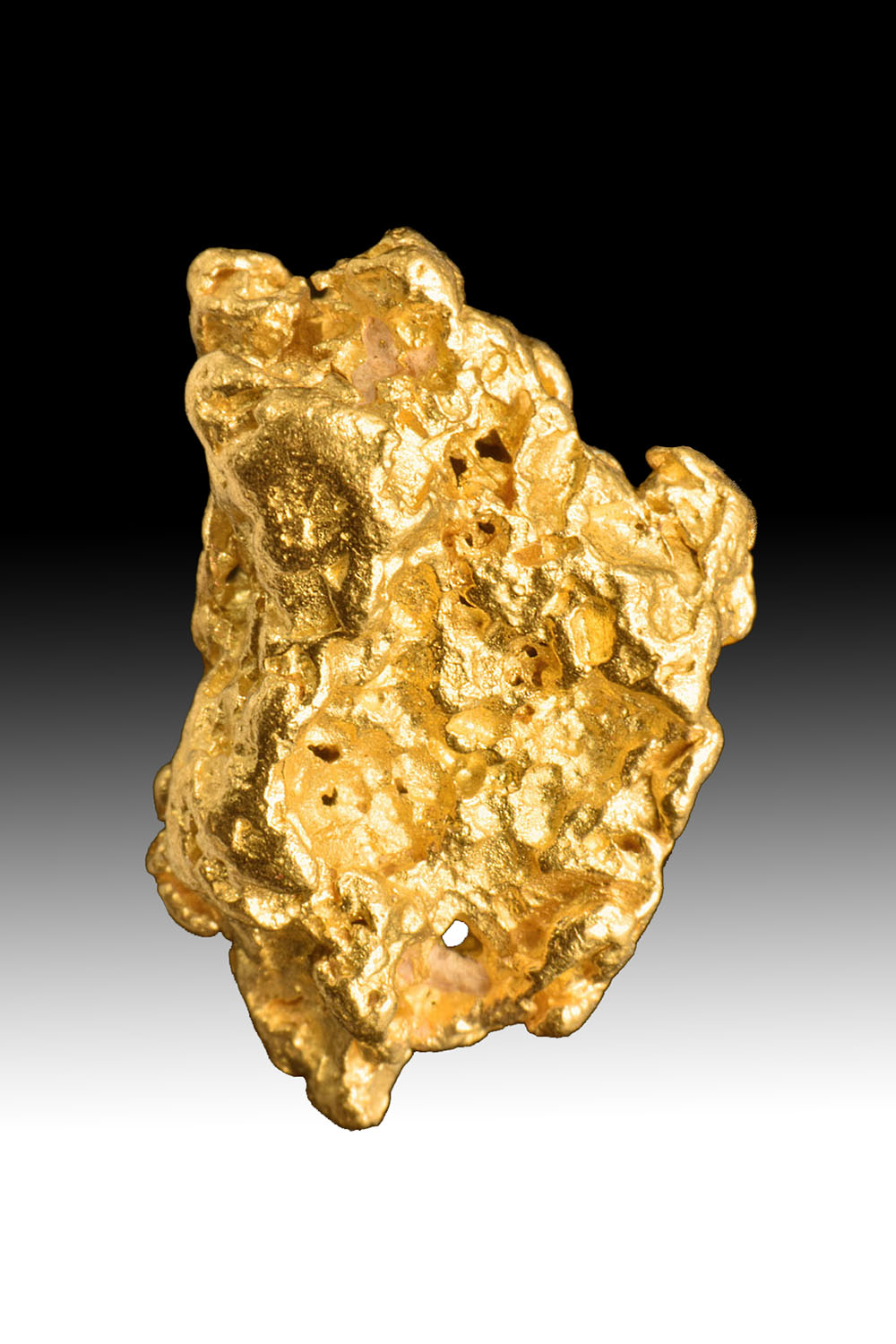 Native Jewelry/Investment Grade Gold Nugget From Australia