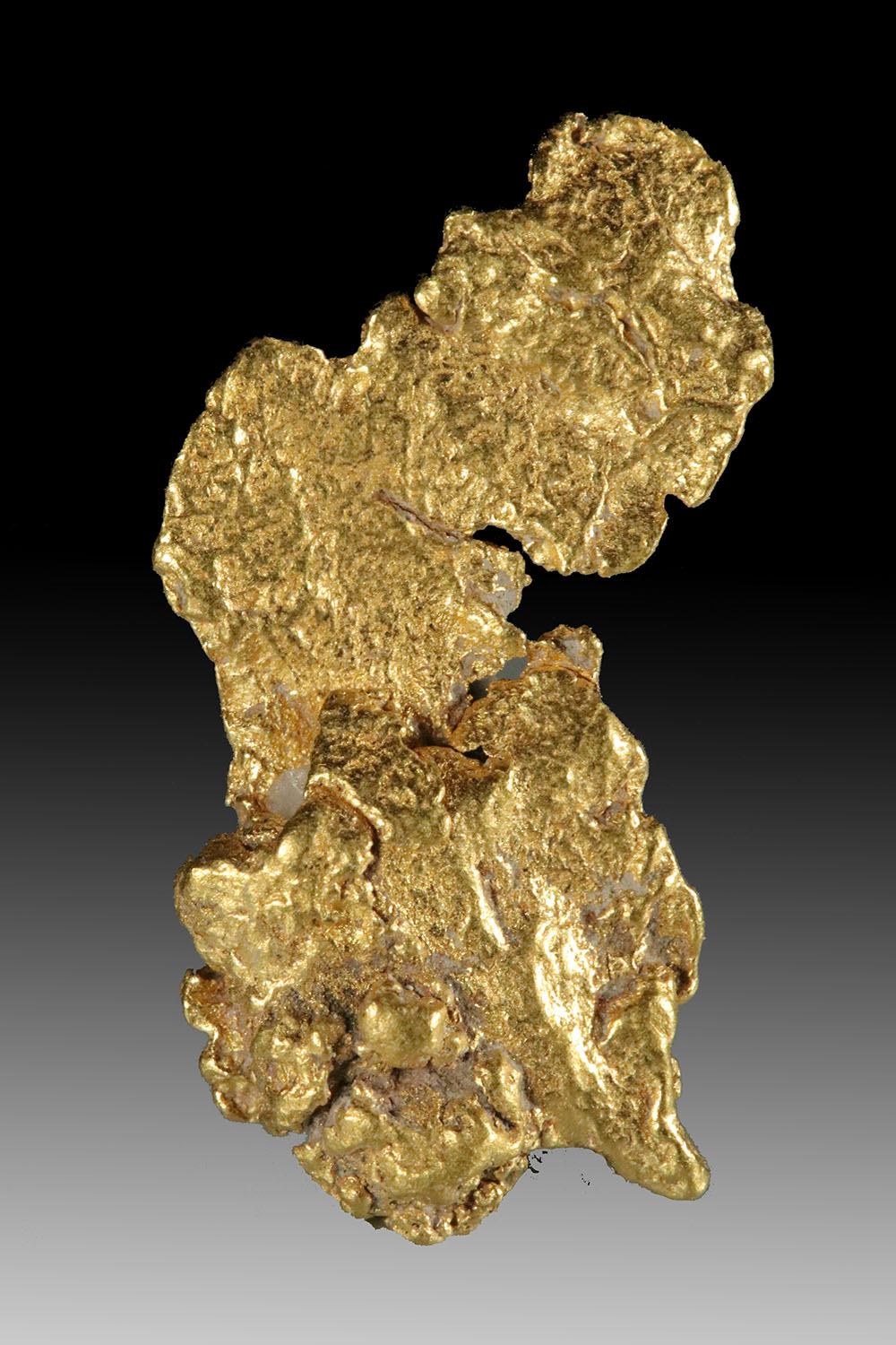 Brilliant Gold Color - Jewelry Grade Australian Gold Nugget