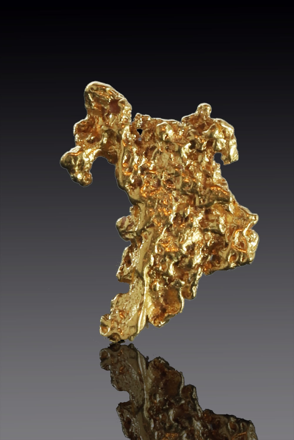 Unique Shape - Natural Australian Gold Nugget
