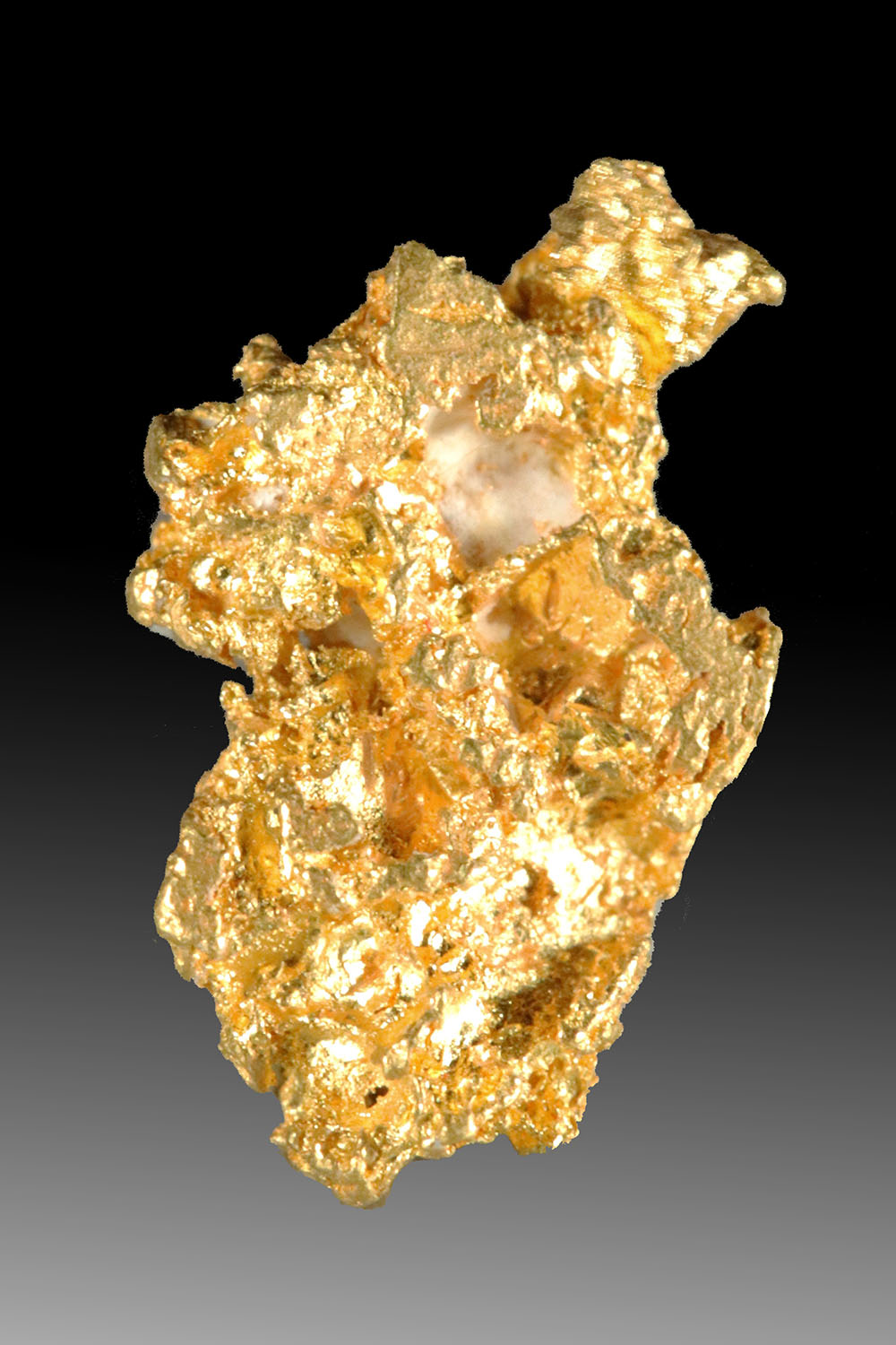 Glimmering Beauty - Jewelry Grade Gold Nugget From Australia
