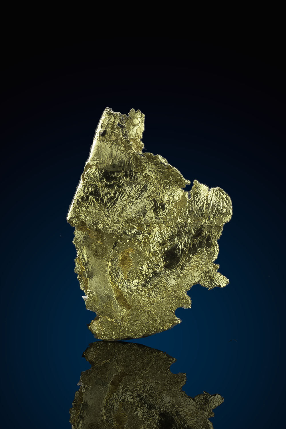 Allegheny District - Natural Crystalline Gold Specimen