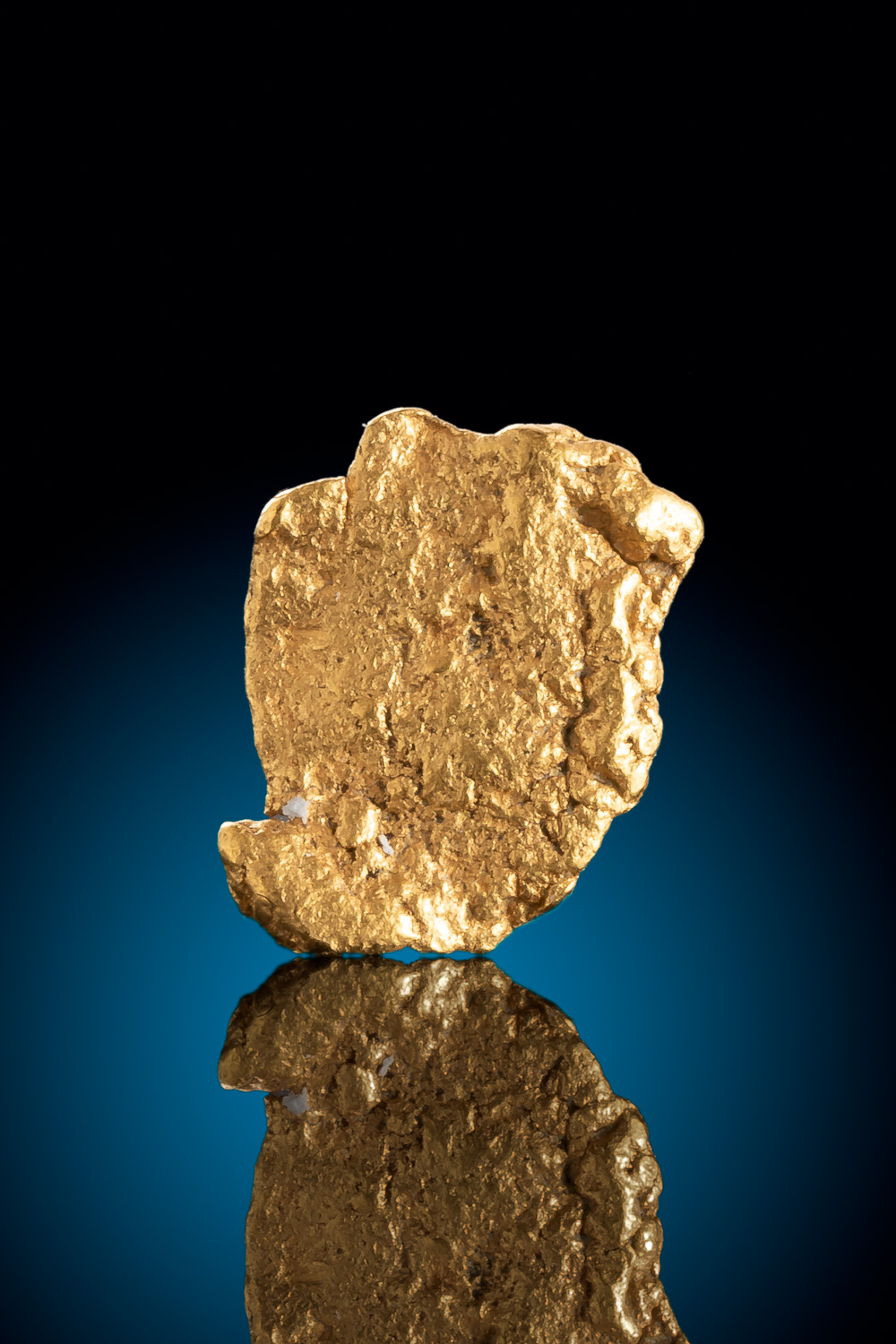 Gorgeous Jewelry Grade Gold Nugget From Colorado