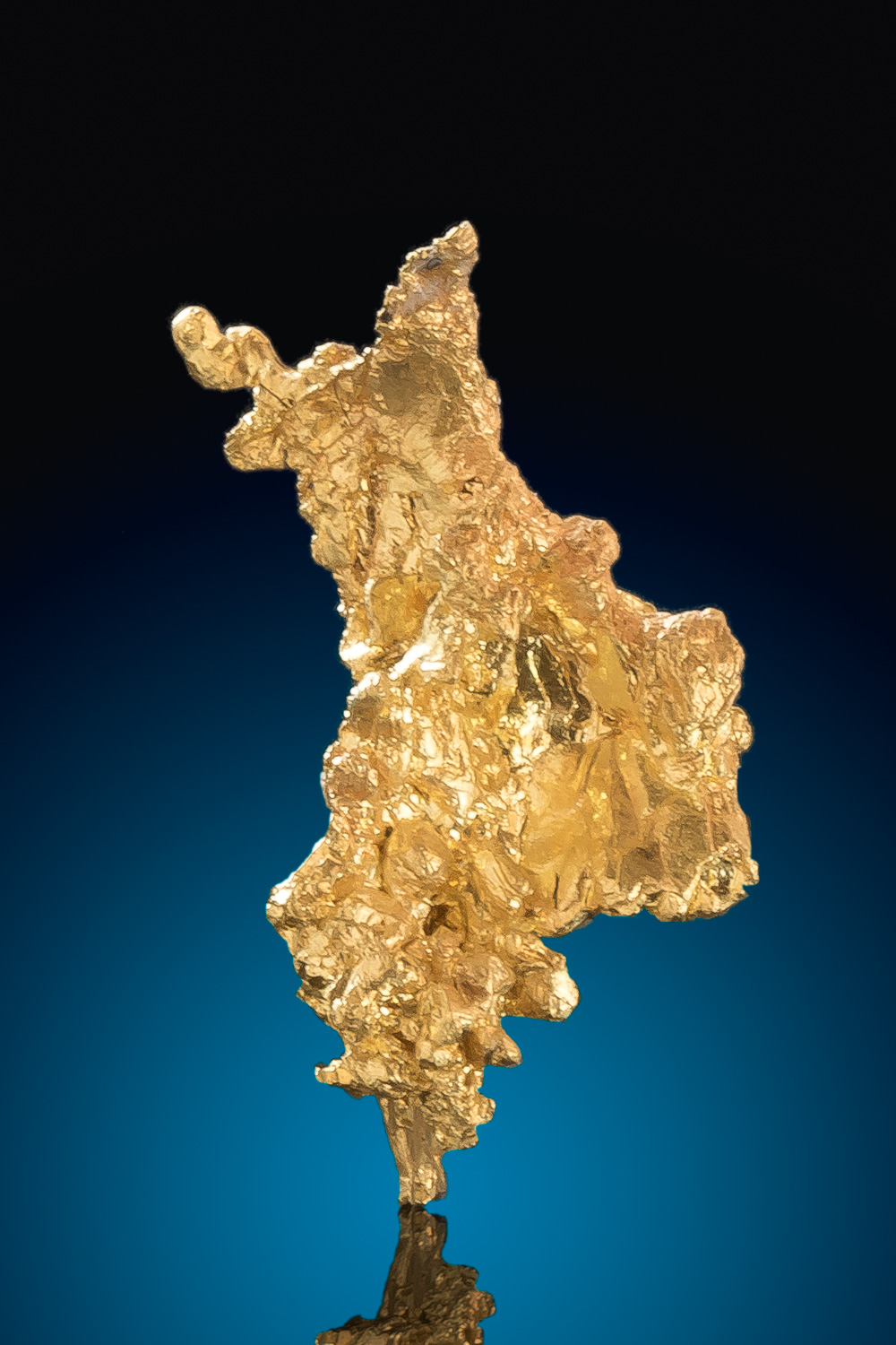 Beautiful Yellow Crystalline Gold Nugget - Eagles Nest Mine