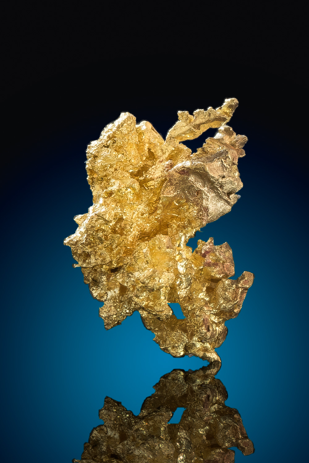 Chunky Crystalline Gold Nugget Specimen - Eagles Nest Gold Mine
