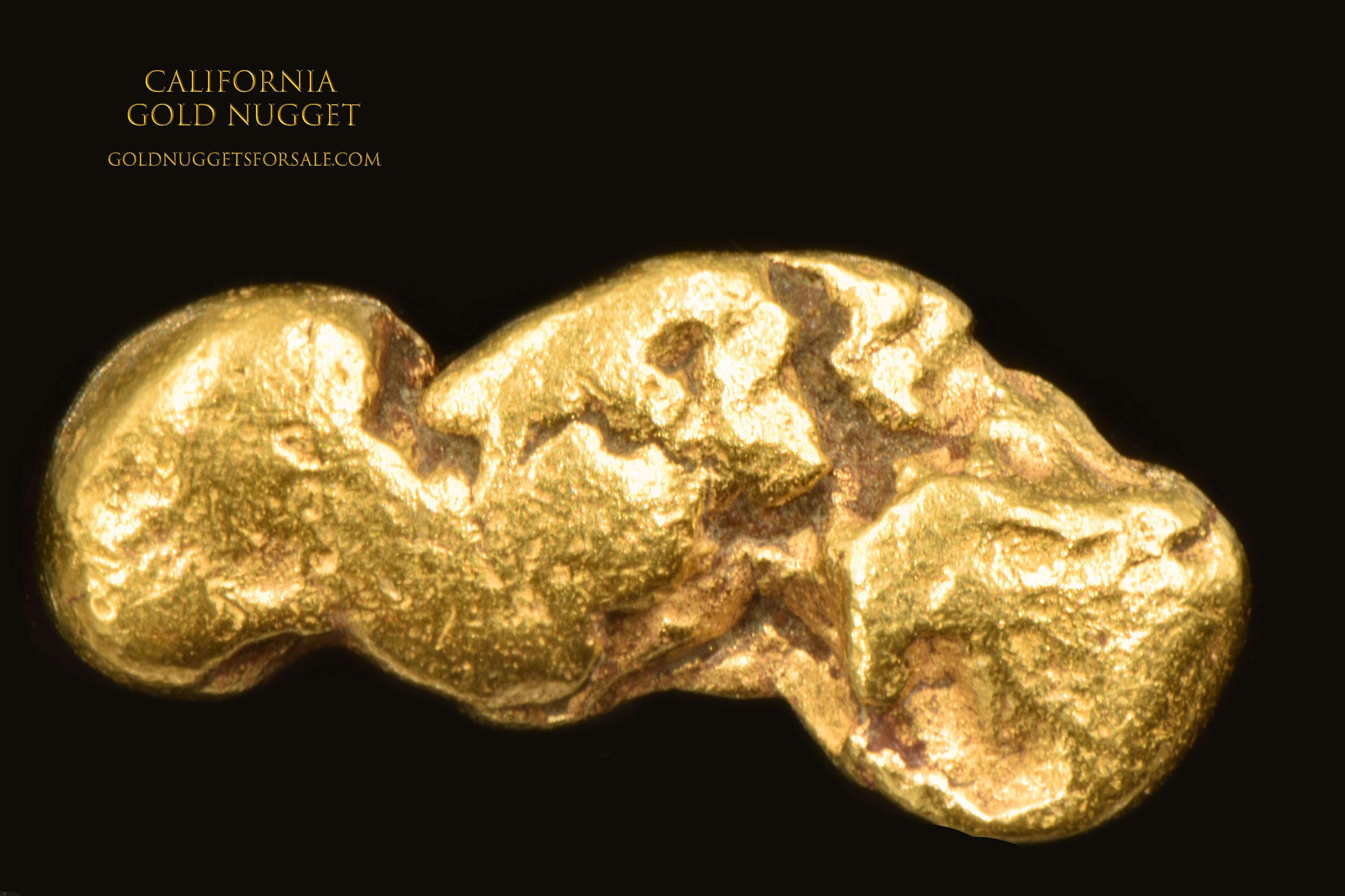 California Gold Nugget - Great price under $100