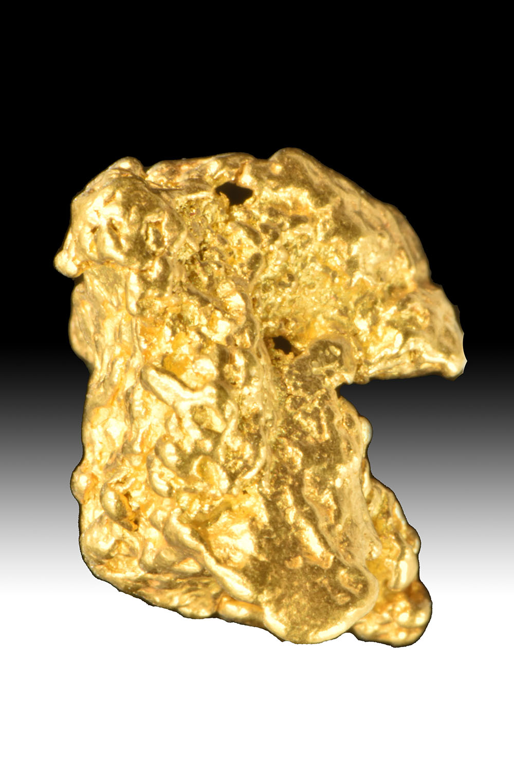 Native Australian Jewelry Grade Gold Nugget