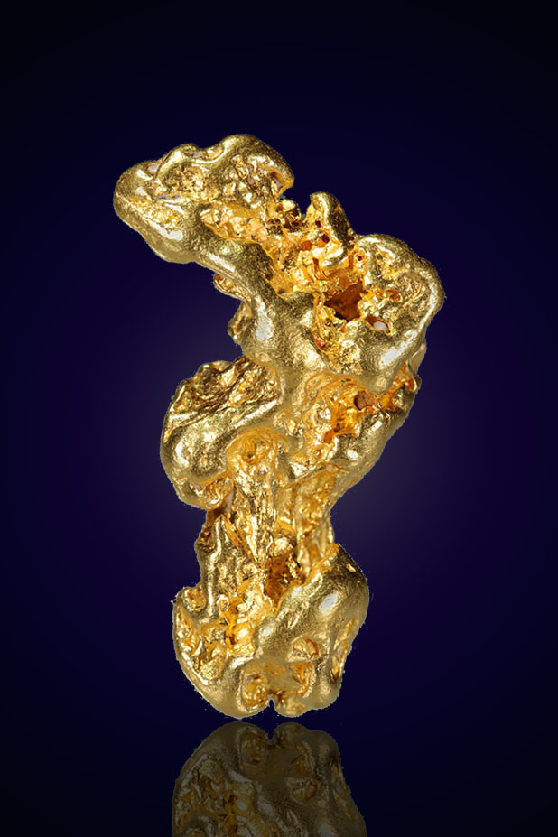 Substantial - Well Formed Large Australian Gold Nugget