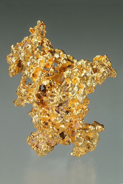 High Purity - Remarkable Shape - Large Australian Gold Nugget
