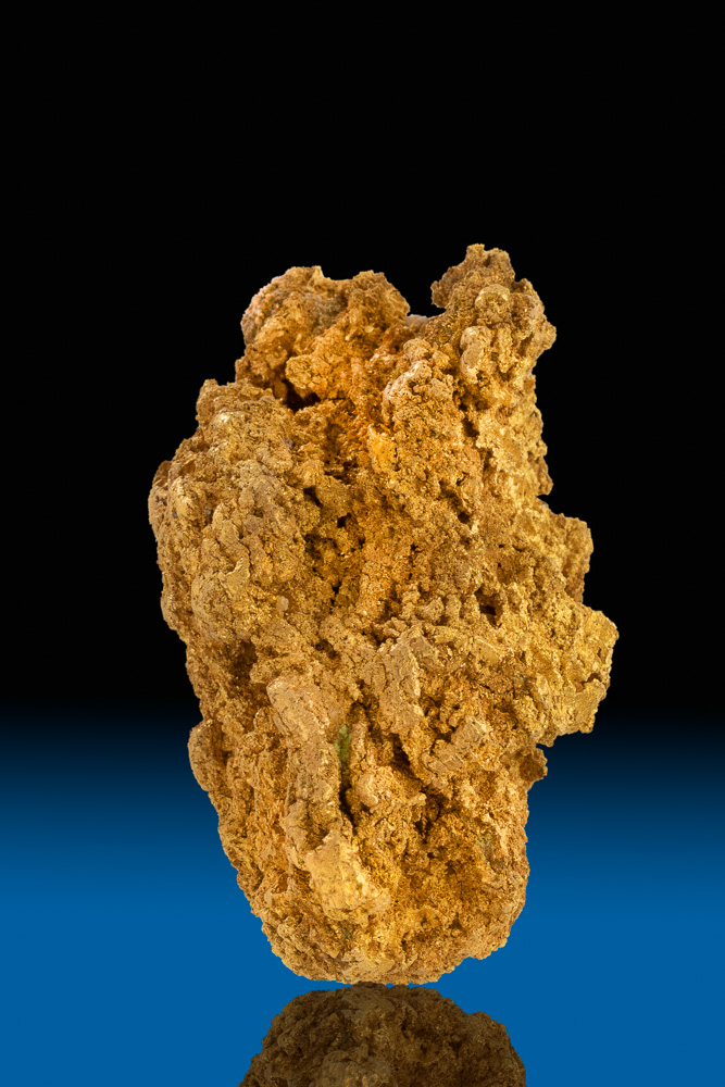 Rare Idaho Boulder Type Natural Gold Nugget - 60.3 grams