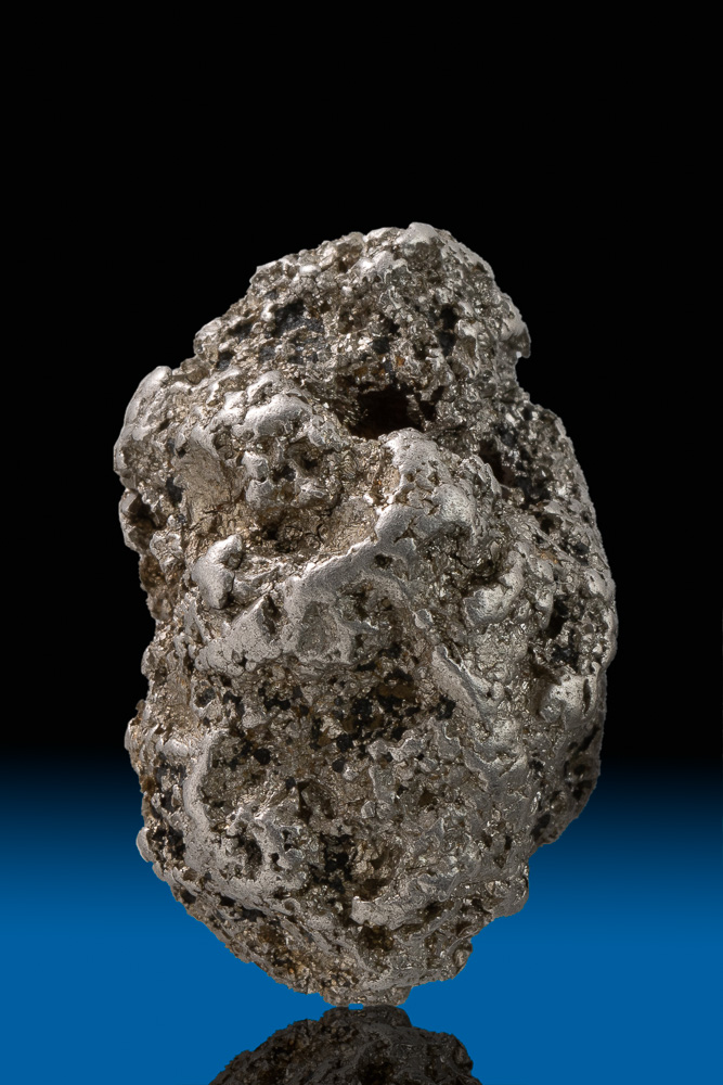 Exceptionally Rare - Large Platinum Nugget from Russia