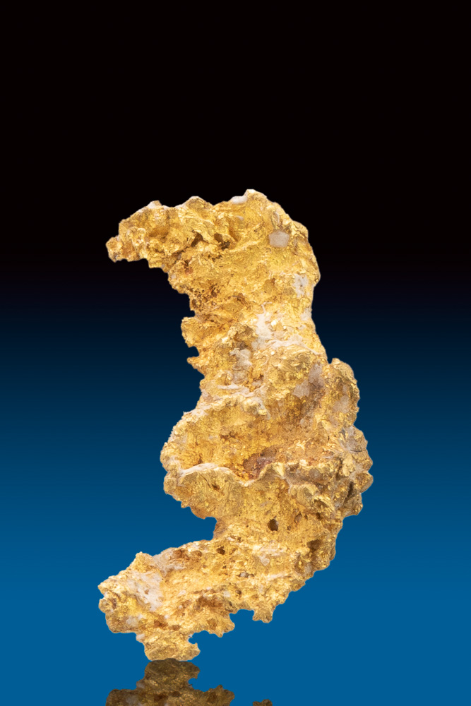Beautifully Unique Astralian Natural Gold Nugget