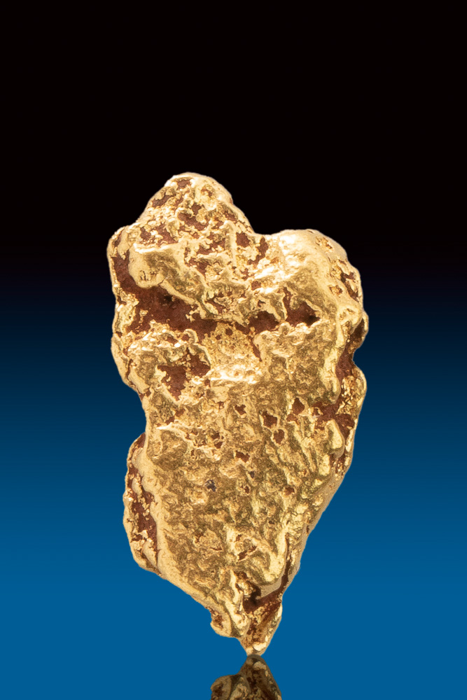 Beautiful Tapered Australian Natural Gold Nugget