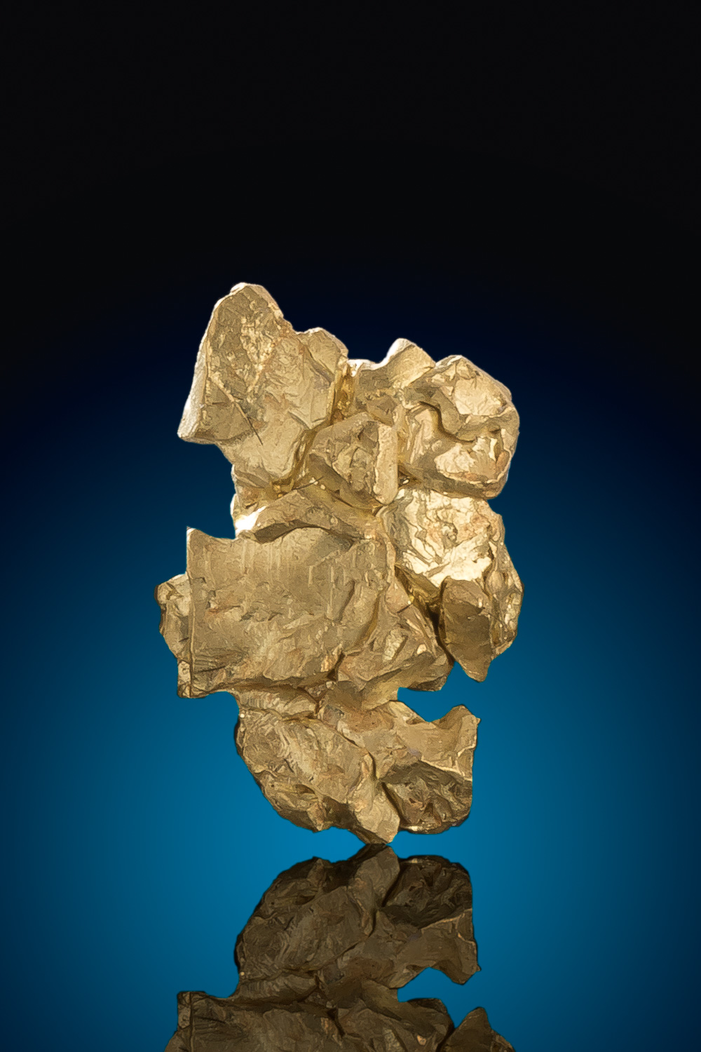 Mt. Kare - Papua New Guinea - Beautiful Gold Specimen