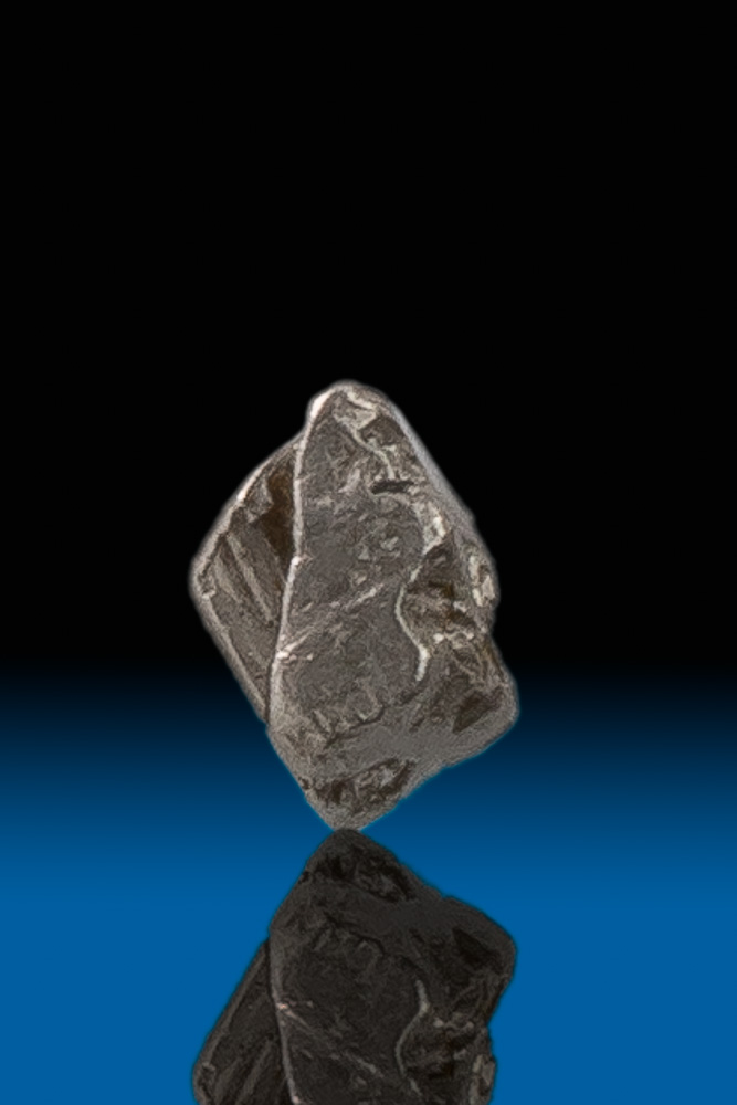Extremely Rare Platinum Crystal -Ural Mountains, Siberia, Russia