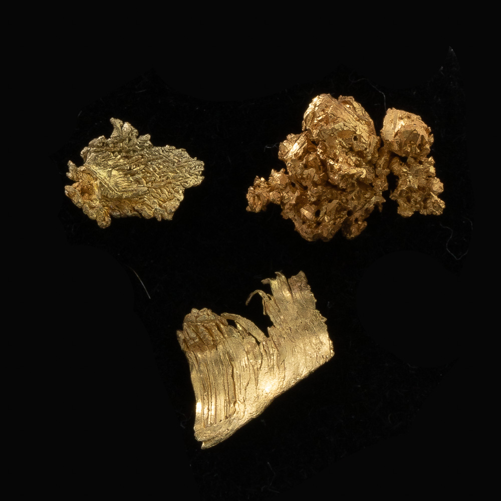Beautiful Crystallized Gold - Lot 101