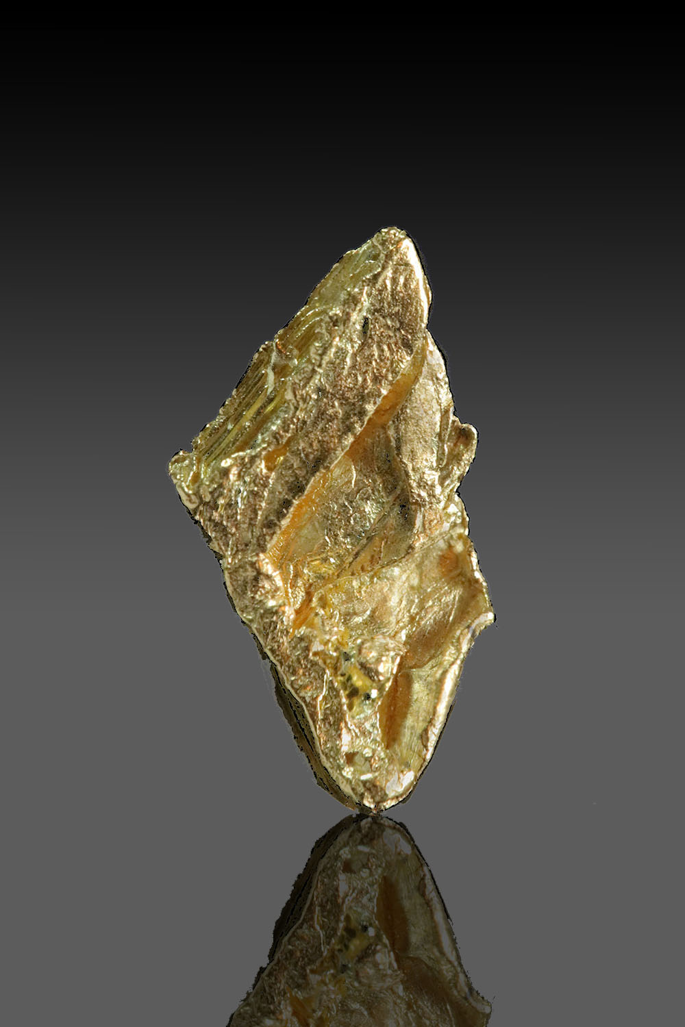Diamond Shape - Intricate Gold Specimen form the Yukon